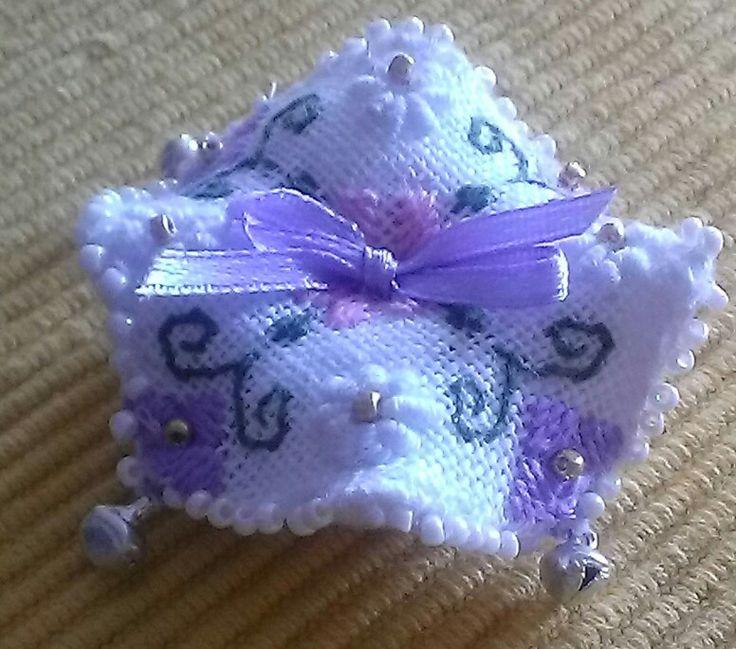 Mini mini biscornou