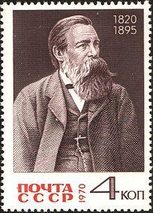 Friedrich Engels – Wikipédia, a enciclopédia livre