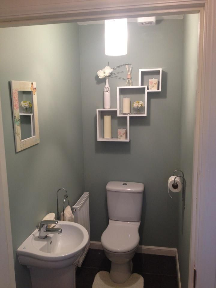 Best 25 downstairs toilet ideas on pinterest downstairs for Small loo ideas