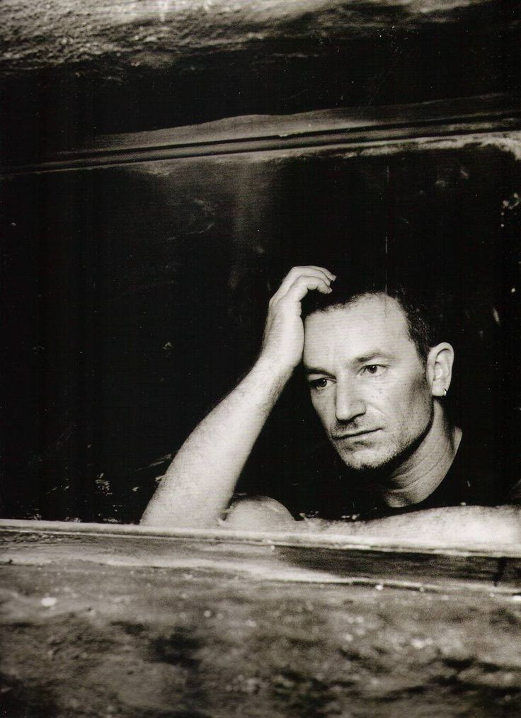 Bono by Anton Corbijn