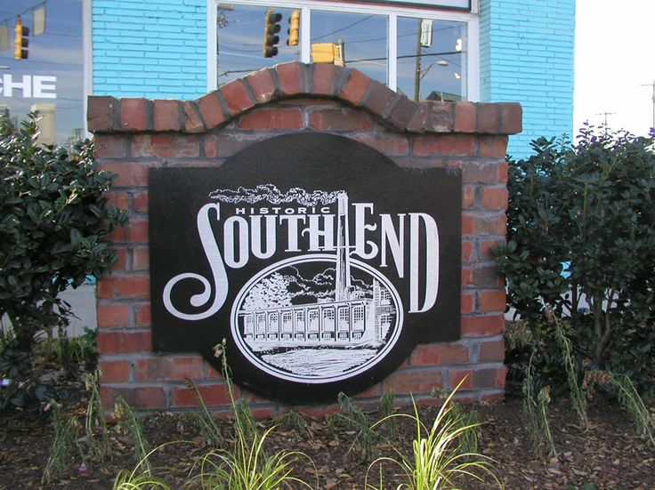 DARTON GROUP is located in Charlotte's hip + fast-changing South End neighborhood.  http://www.historicsouthend.com/