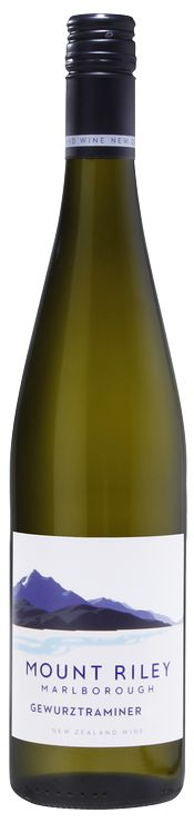 2014 Mount Riley Gewurztraminer — Mount Riley Wines Blenheim, Marlborough