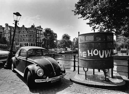 Hoek Brouwesgracht foto: Cas Oorthuys