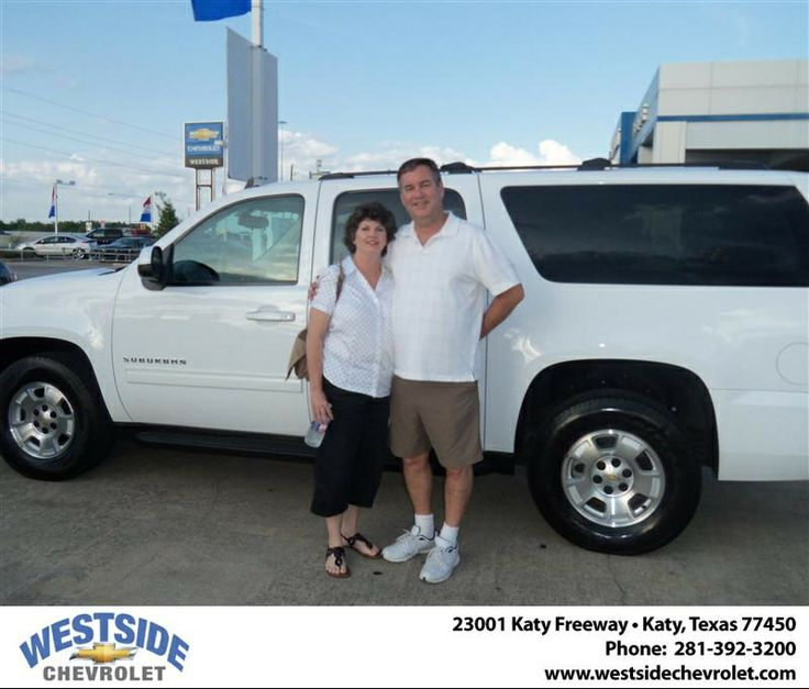 #HappyAnniversary to Michael Slezak on your 2013 #Chevrolet #Suburban from Vaughn Stanley at Westside Chevrolet!
