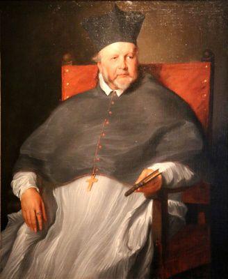 Антонис ван Дейк. Епископ Ян ван Мальдерен