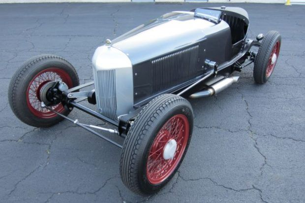 Beautiful Board Track Tribute: Mercury Marine Powered Custom  http://bringatrailer.com/2017/03/05/beautiful-board-track-tribute-mercury-marine-powered-custom/