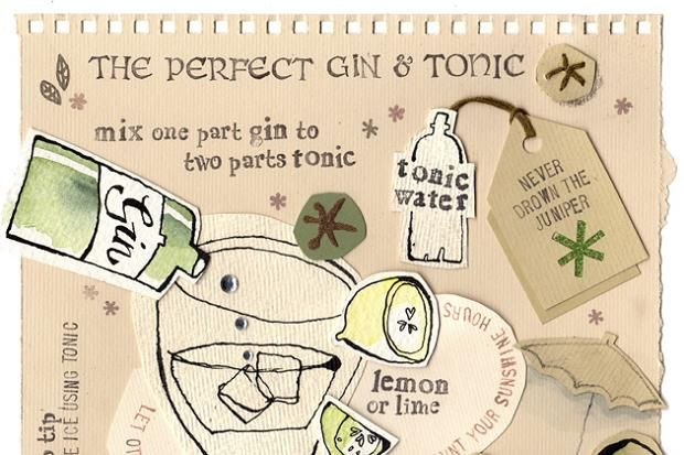 Perfect Gin and Tonic Recipe by Candida Kennedy