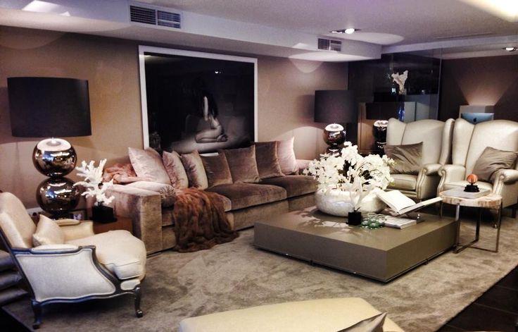 New showroom of Eric Kuster