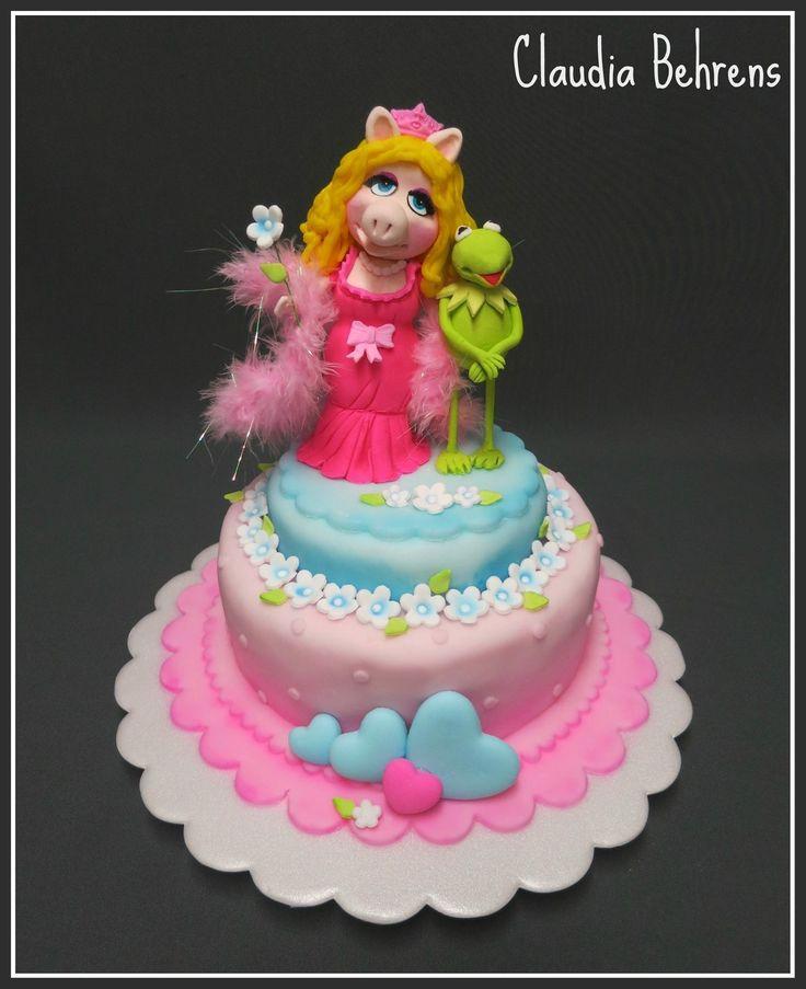Muppet Cake