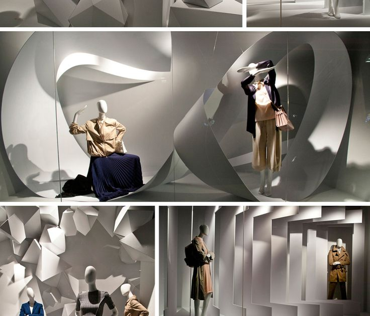 Spring 2015 Windows: Modern Principles – Holts Muse