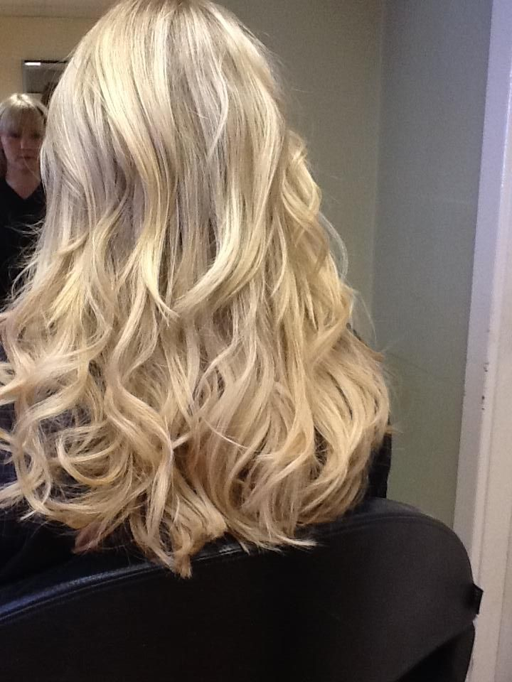 Great Lengths hair extensions at Tufties