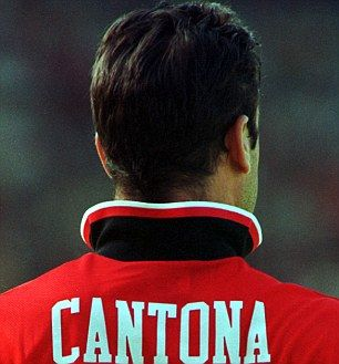 Eric Cantona. Manchester United. #mufc @Traci Puk Puk Janousek