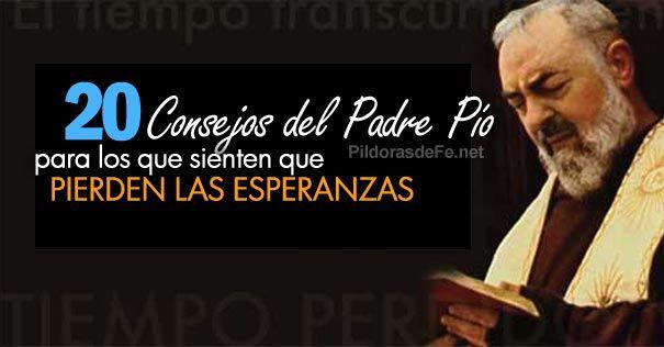 El Padre Pío, a lo largo de su vida escribió miles de cartas a sus dirigidos espirituales que son una fuente de sabiduría cristiana práctica