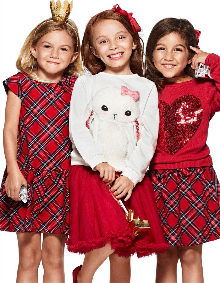 H&M Kids Holiday 2014 Campaign - mini:licious by wendy lam