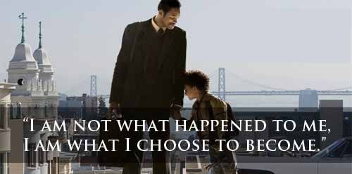 Pursuit Of Happiness Downward Road Quotes