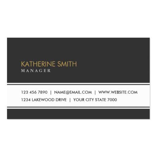 159 best automotive business cards images on pinterest lyrics professional elegant plain simple black and white business card reheart Choice Image