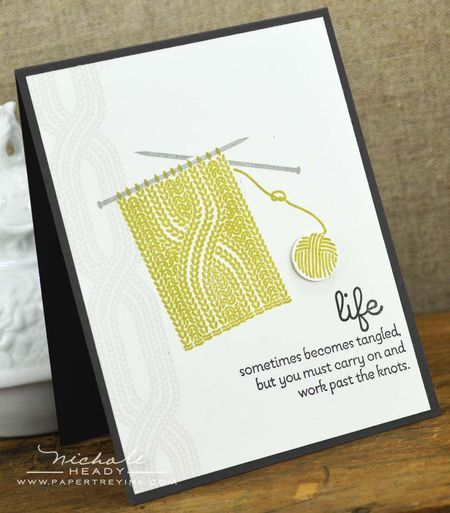 Knitting Birthday Card : Images about cards sewing knitting on pinterest