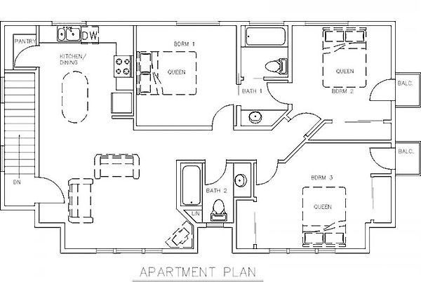 Garage Apartment Floor Plans Free Woodworking Projects