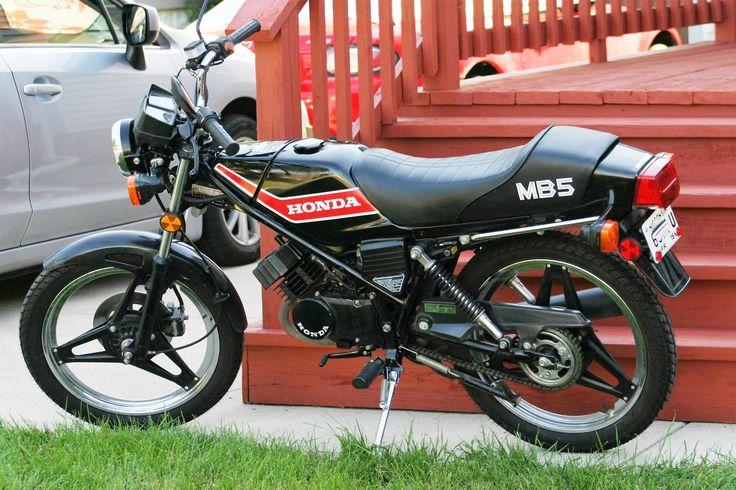 Classic 1982 Honda MB5
