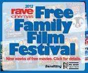 Free Movies at Nationwide Rave Cinemas – 2 Times a Week!