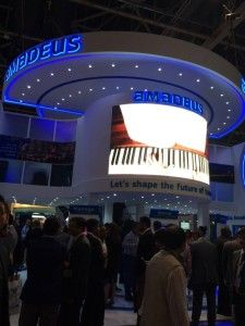 Amadeus showcases technology and new research at ATM Dubai 2015