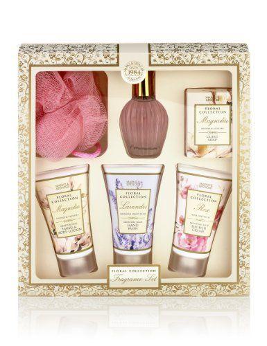 floral collection fragrance gift set marks spencer w. Black Bedroom Furniture Sets. Home Design Ideas