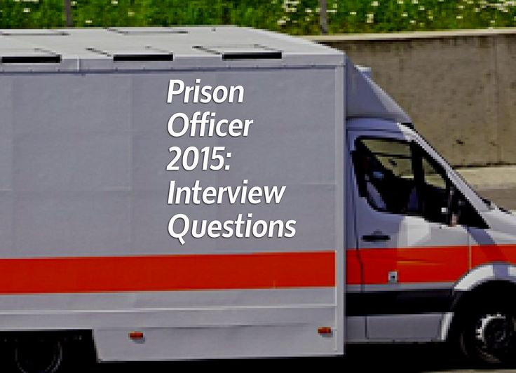 Are you interested in becoming a prison officer? In this blog, we'll show you the top 4 prison officer interview questions that you should expect to answer!