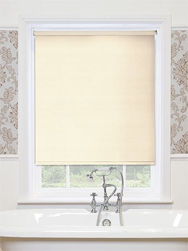Ocean Buttermilk Roller Blind. 60 best Blinds  Bathroom images on Pinterest   Rollers  Bathroom