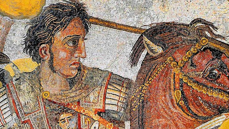 Top 10 Alexander The Great Facts - YouTube