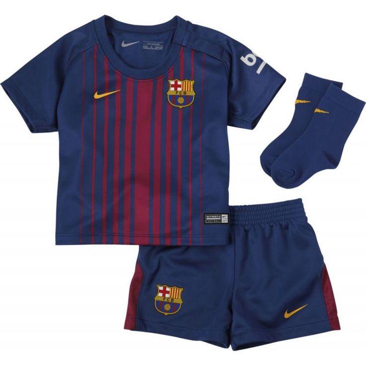 Enfant Domicile FC Barcelone 2017/2018
