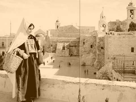 Beekeeper's Apprentice and O Jerusalem--images of Palestine, mostly Jaffa and Jerusalem.