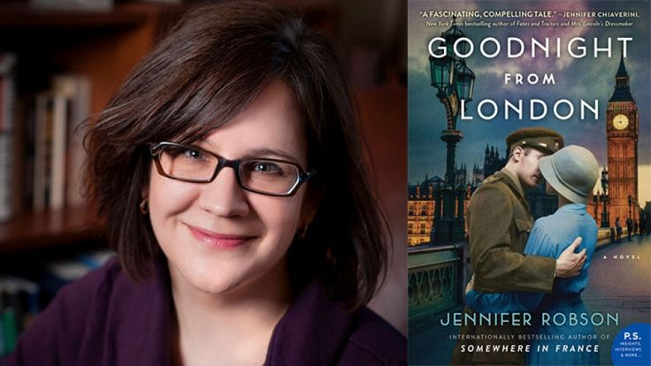"""Favourite character in fiction: """"It's Anne Shirley, I know I'm not alone in this."""" – Jennifer Robson  Jennifer Robson, author of the Goodnight From London, takes the Proust Questionnaire."""