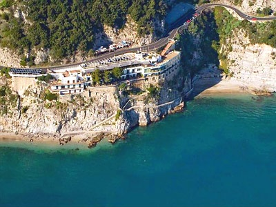 Hotel Cetus, Cetera Italia...skinny dipping anyone :)