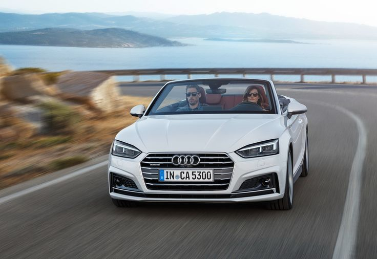 The second generation of Audi's A5 Cabriolet series will have its world premiere at the LA Auto Show on November 17, but the Germans are giving us an early look at their next soft-top that will take on the BMW 4-Series and Mercedes-Benz C-Class convertibles.