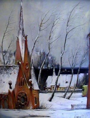 Черкасов Сергей Галерея картин Приморский край