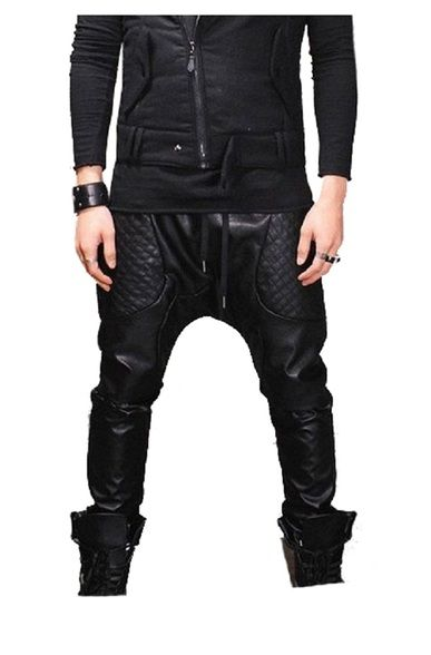 Mens Designer GYPSY Urban Style Leather Pants are a really cool and awesome Leather pants for men by SBL. Leather Pant is made by genuine leather. This Pant by Southbeachleather is a best combination with any kind of outerwear jacket. The features of this Leather Pant can not be easily found in leather pants. It is also adjustable too. Buy this Mens Leather Jeans today from SouthBeachLeather.