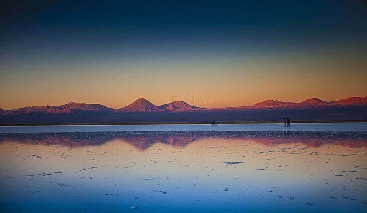 Laguna Cejar, por Jordi Vendrell