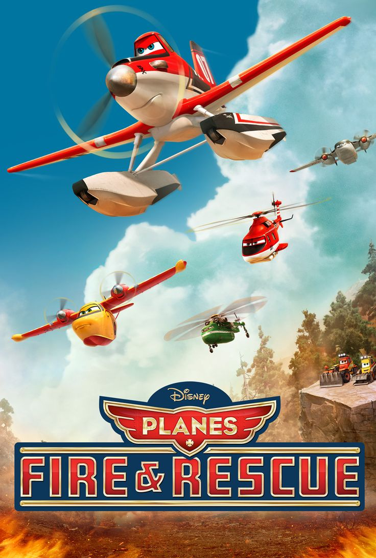 Visit the official Planes: Fire & Rescue website to play online games, watch the trailer, meet the characters, browse photos and more!
