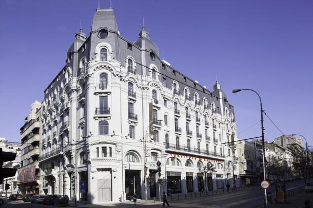 Hotel Cismigiu, Bucharest, Romania