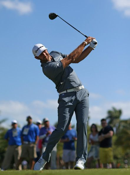 dustin johnson doral | ... in this photo dustin johnson dustin johnson hits his tee shot on the