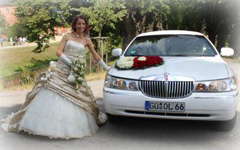 ostseelimousine.de - Heiraten im MV