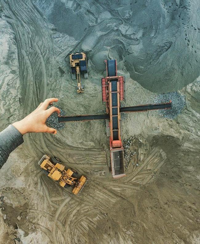 Son Dönemin Yükselen Trendi Drone Fotoğrafçılığına Örnek 25+ Çalışma Sanatlı Bi Blog 19