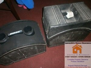 Pair of BOSE 802 Speakers for sale