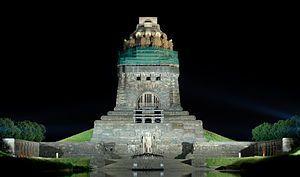 Völkerschlachtdenkmal, Leipzig, Deutschland