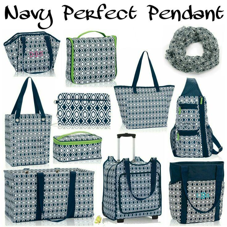 Navy Perfect Pendant