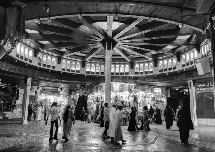 Old Fashioned Mercantile Activity - City life in the old Mutrah Souk in Muscat, Oman  http://macmatt78.wixsite.com/mattmacdonaldphoto