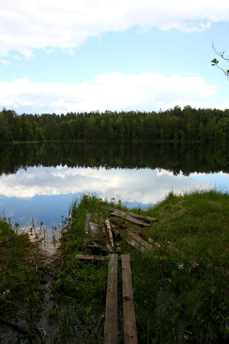 Nuuksio in Espoo, Finland