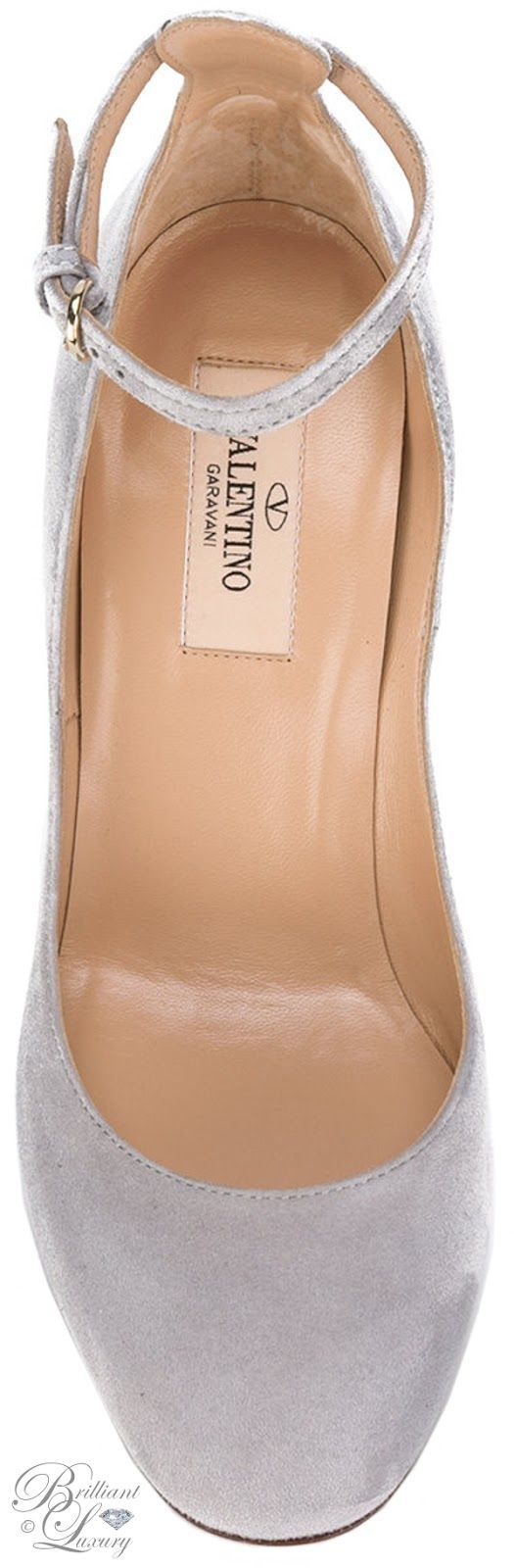 Brilliant Luxury by Emmy DE ♦ Valentino Garavani Tango Pumps
