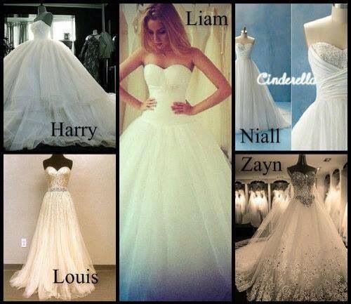 Well I want everything but I want Louis the most