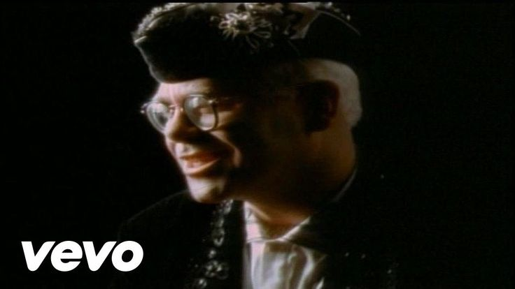 Music video by Elton John performing Sacrifice. (C) 1989 Mercury Records Limited